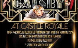gatsby New years Party