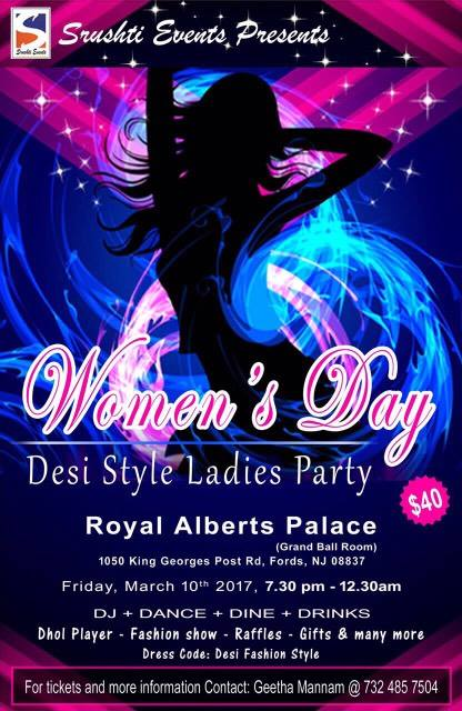 Women's Day Party_n