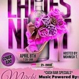 Girls Night out April 8th