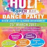 Lime n Lightz Holi event