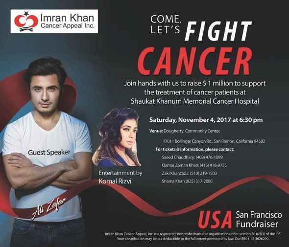 Come lets fight cancer CA-2017-10-9-7-45-4