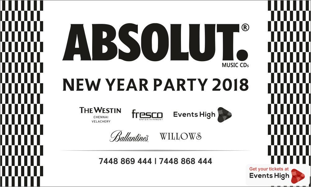Absolute New Year Party Chennai_original