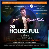 Amit Tandon Live in New York
