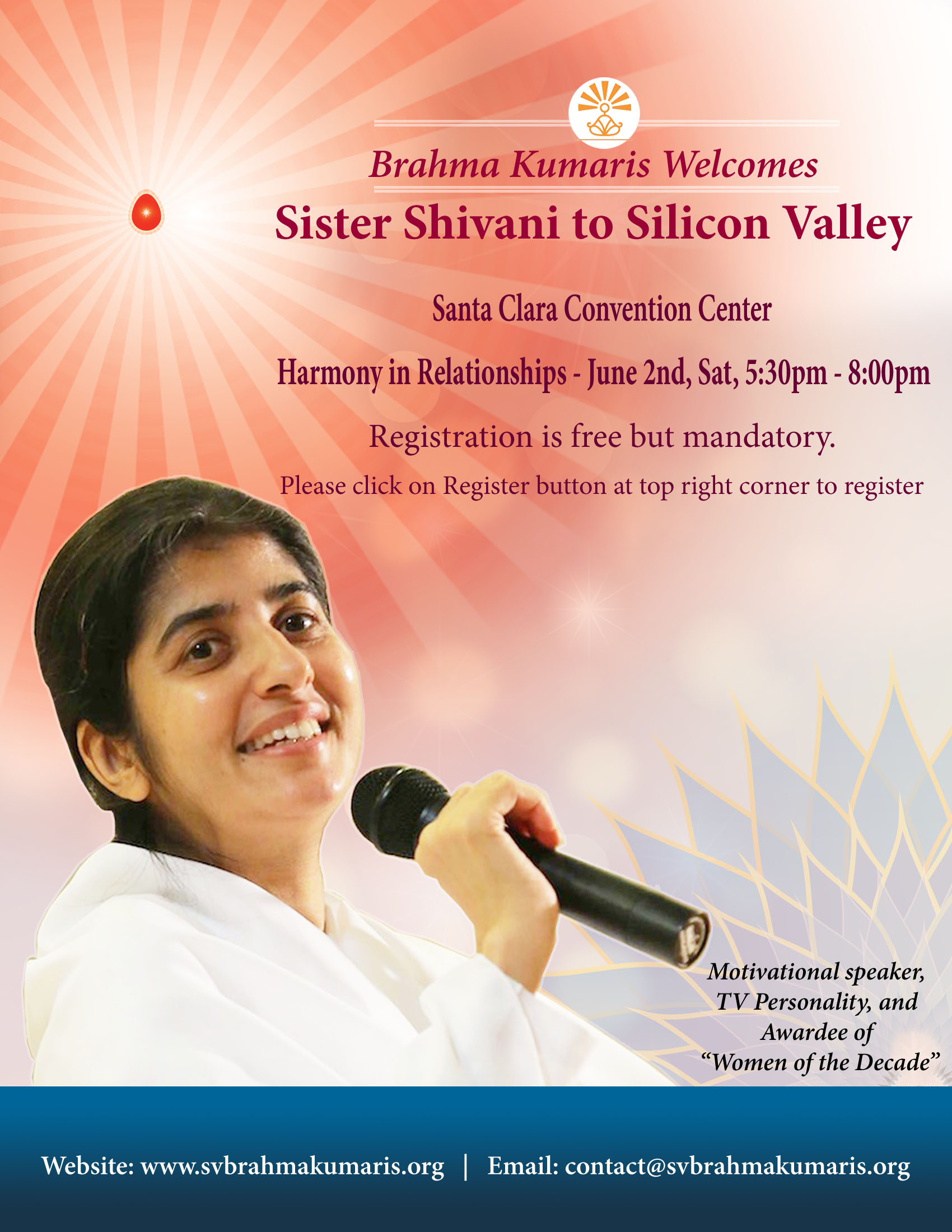 small_FlyerSisterShivani_harmony In relationships