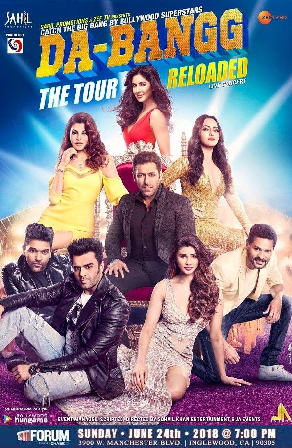 salman khan concert 2018, Dabangg Tour, Bollywood night, Bollywood music night, Bollywood night Chicago, Bollywood night near me, upcoming events in Chicago, events near me, events nearby, events today, desi events, Indian events
