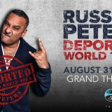 Russell Peters Comedy Show in Connecticut