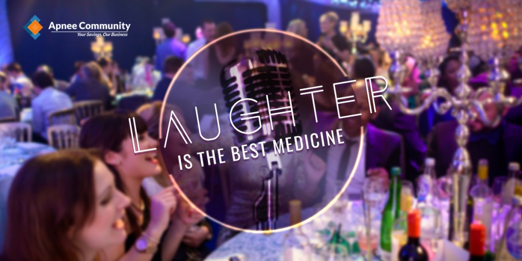laughter is the best medicine_apneecommunity