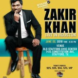 Zakir Khan, upcoming events in USA, top events in USA, events near me, events nearby, events today, Indian events, desi events, comedy concerts, comedy shows