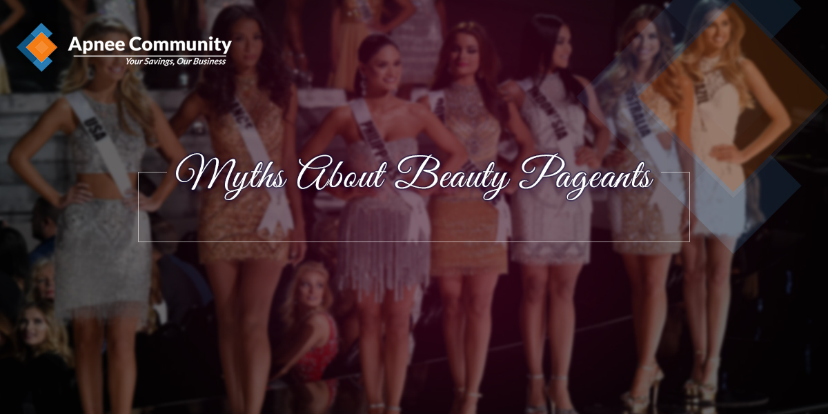 Myths About Beauty Pageants