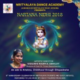 Nartana Nidhi 2018, cultural event, Indian event, desi event, religious event, upcoming event in USA, events today, events nearby, events near me