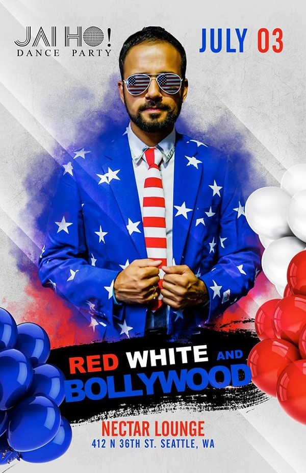 Red, White & Bollywood-WA