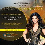 Sushmita Sen, upcoming events in New Jersey, women empowerment, events near me, events nearby, events today, desi events, Indian events