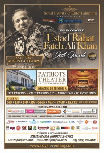 Rahat Fateh Ali Khan, upcoming events in USA, events near me, events nearby, events today, desi events, Indian event, Rahat Fateh Ali Khan concert