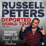 Russell Peters Comedy Show in New York