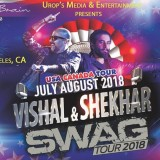 Vishal-Shekhar music concert in Los Angeles