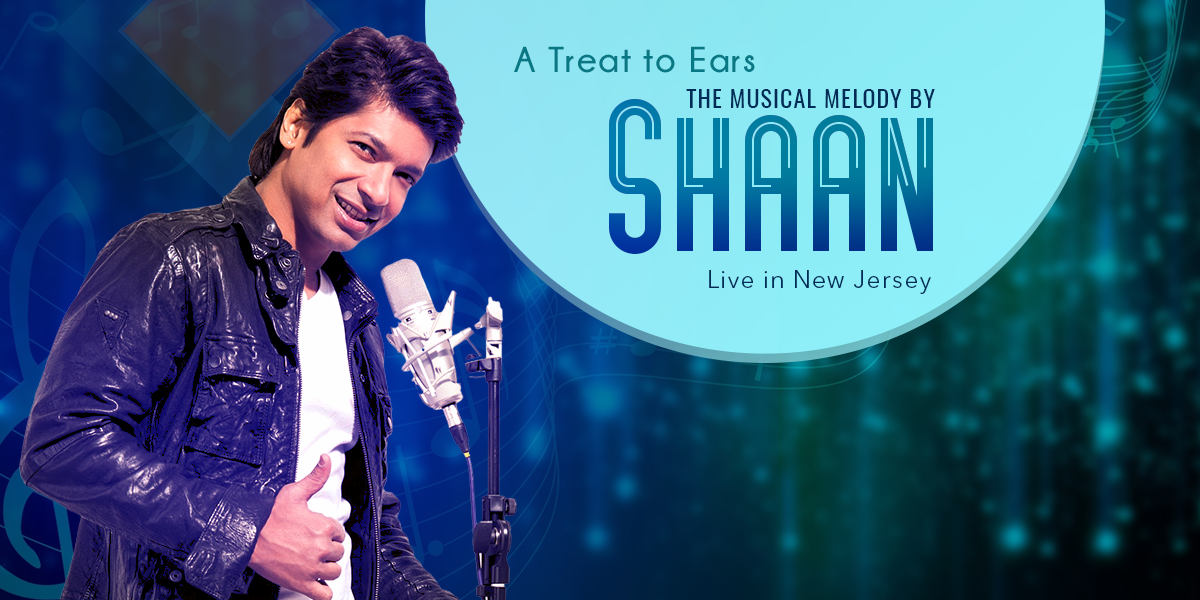 A Treat to Ears - The Musical Melody by Shaan Live in New Jersey