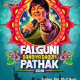 Falguni Pathak Dandiya Dhoom Houston