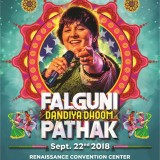 Falguni Pathak Dandiya Dhoom Illinois