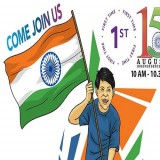 Flag-Hosting-India's-72nd-Independence-Day-ApneeCommunity