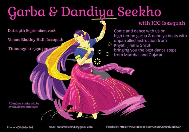 Garba-Dandiya-Seekho-Issaquah-Washington