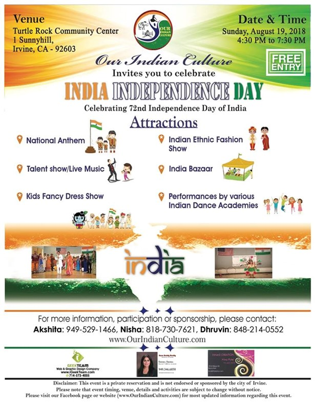 India-Independence-Day-Celebration-California-Apnee-Community