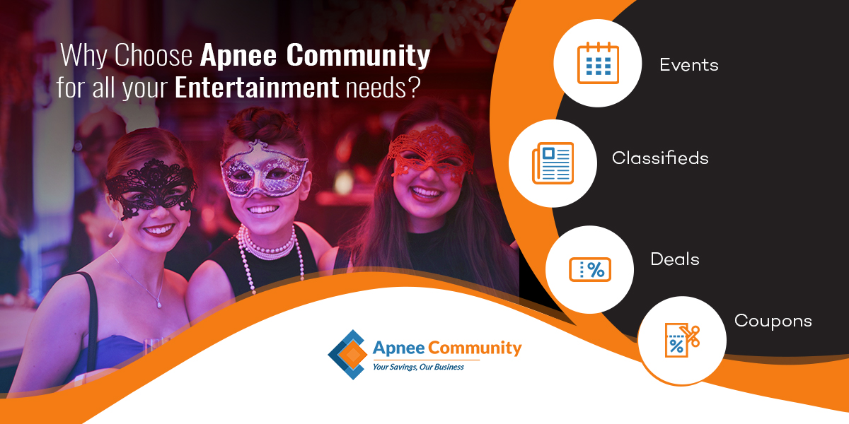 Why Choose Apnee Community for all your entertainment needs?