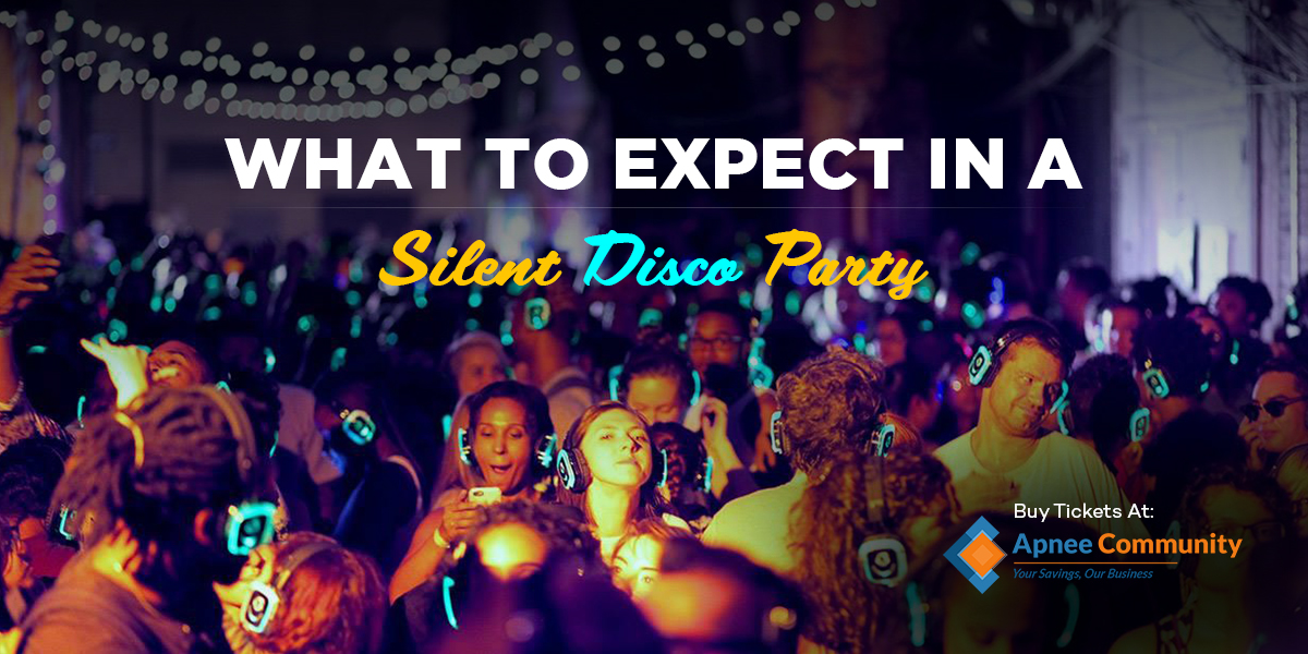 What to expect in a Silent Disco Party?
