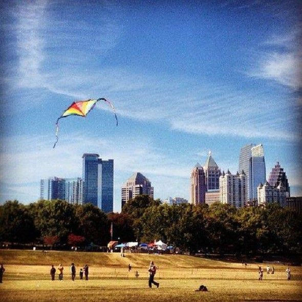 Atlanta World Kite Festival