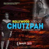 Bollywood Chutzpah - Hottest Sexiest Dance Party in DC