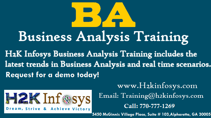 BusinessAnalysisTraining