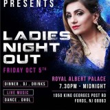 Ladies Night Out 2018 in New Jersey