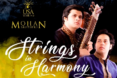 Mohan Brothers Live in Concert in New York