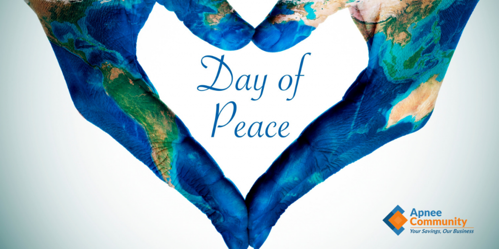 Ideas to Celebrate the World Peace Day.