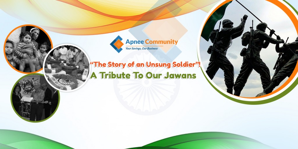 The Story of an Unsung Soldier - A Tribute to Jawans