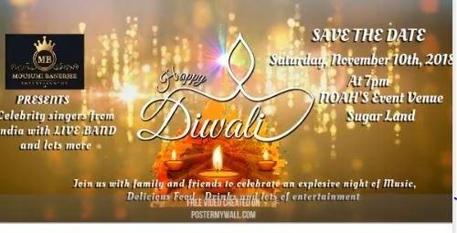 Diwali Nite 2018 - Houston