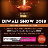 Diwali Show 2018 - California