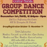 Group Dance Competition - Orlando