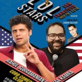 LOLStars Rahul Subramanian and Kunal Kamra – San Francisco