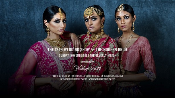 The 12th Wedding Show For The Modern Bride
