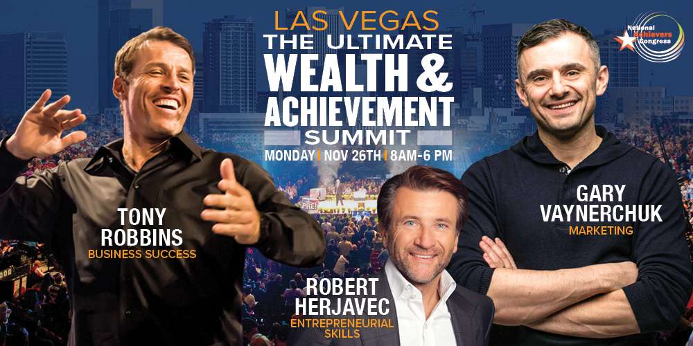 The Ultimate Wealth & Achievement Summit - Las Vegas