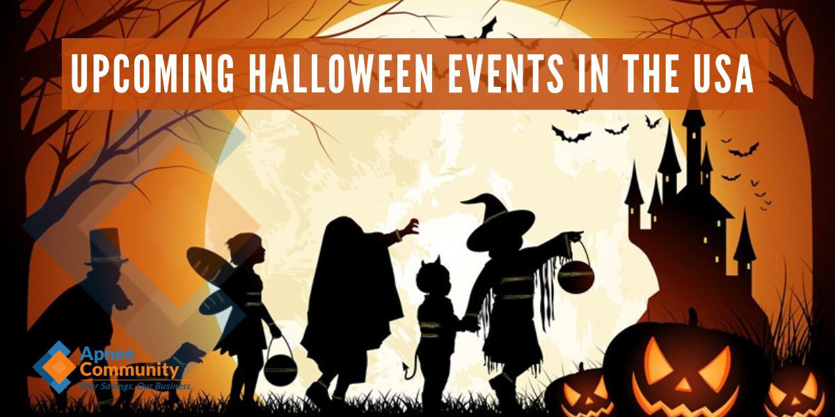 Upcoming Halloween Events in the USA