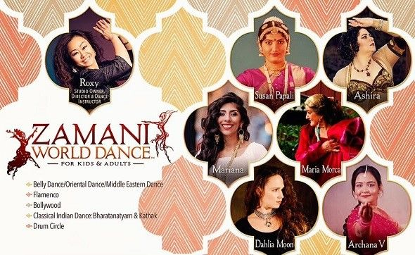 Zamani World Dance - Washington