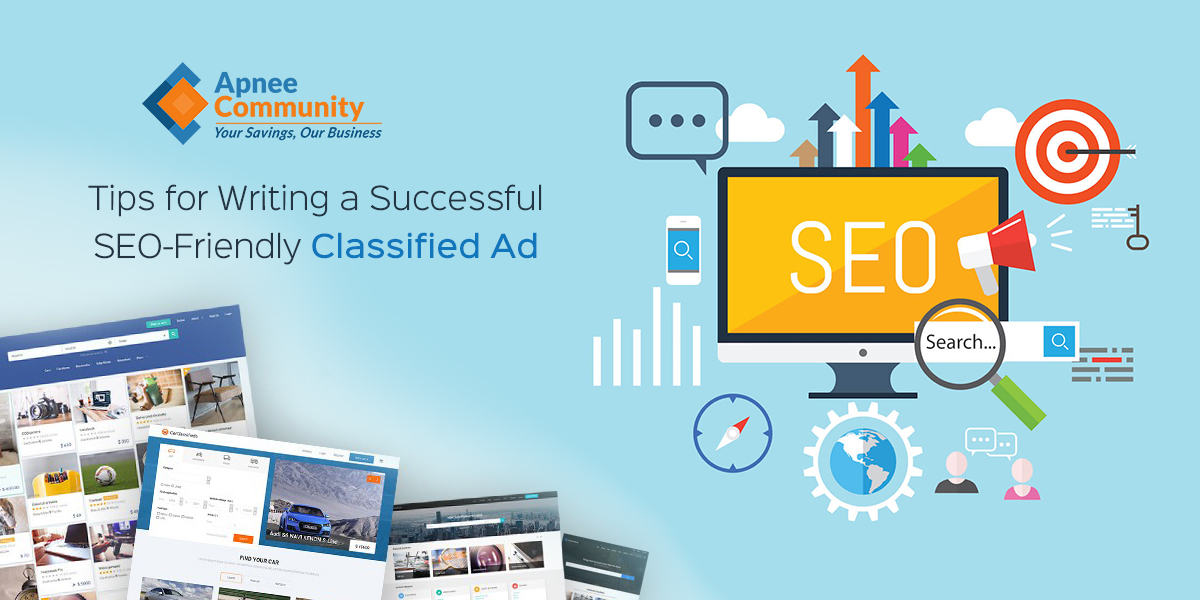 Tips for Writing a Successful SEO-Friendly Classified Ad