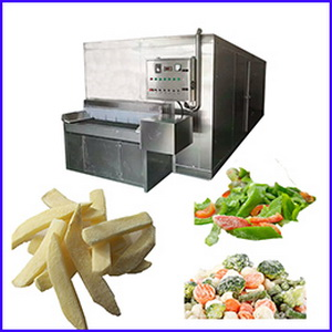 vegetable and fries Individual Quick Freezer