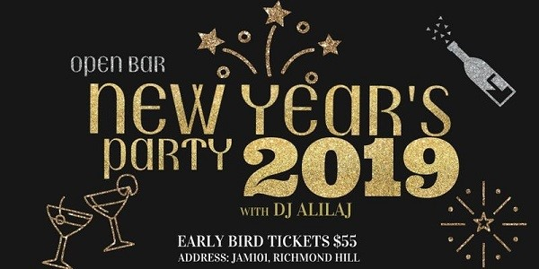 2019 New Years Party - Ontario