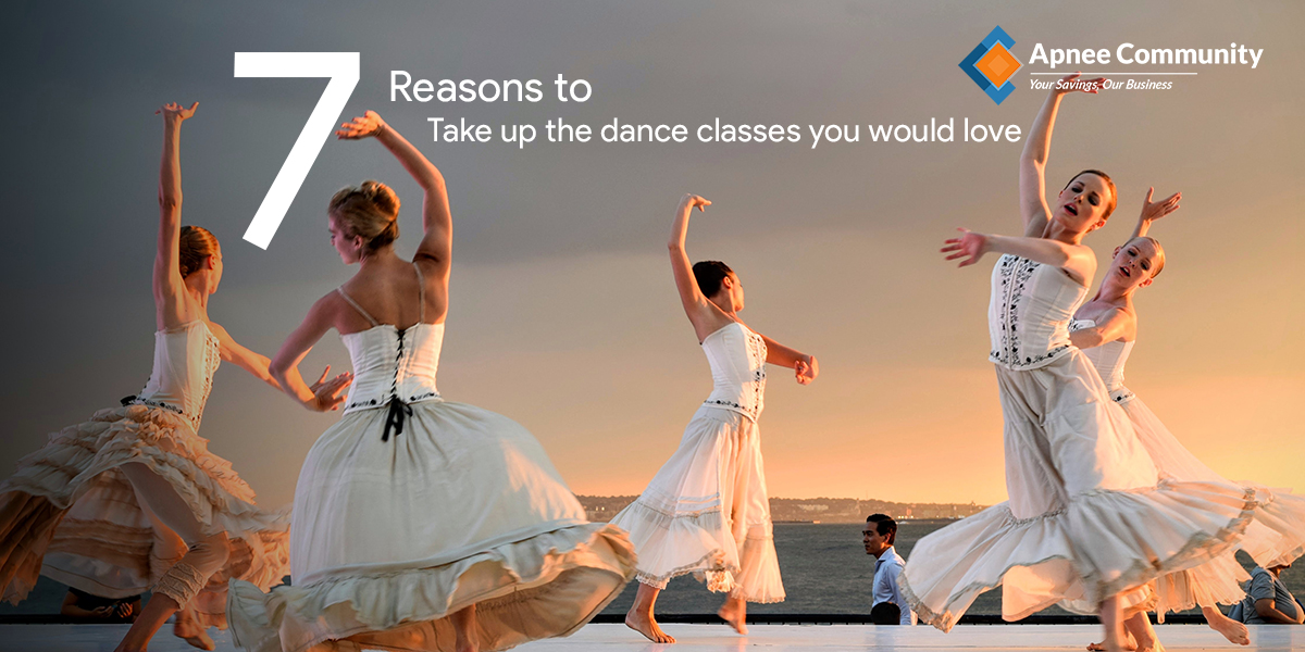 7 Reasons To Take Up The Dance Classes You Would Love