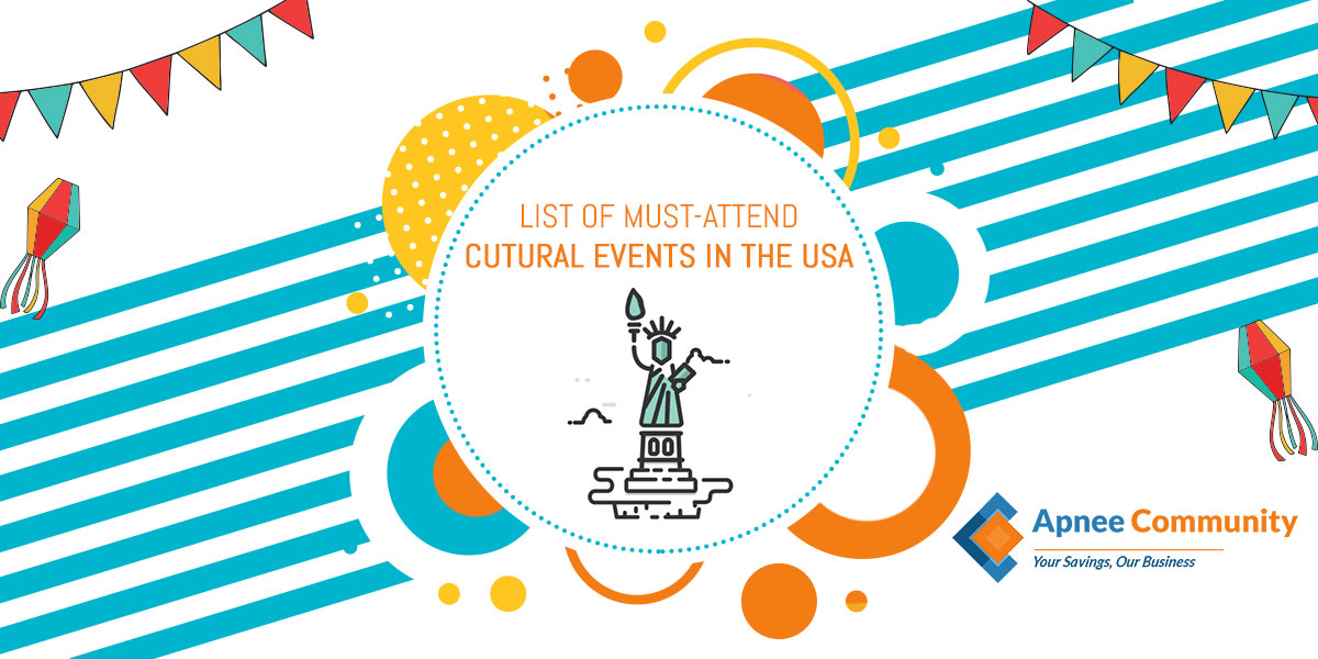 List of Must-Attend Cultural Events in the USA