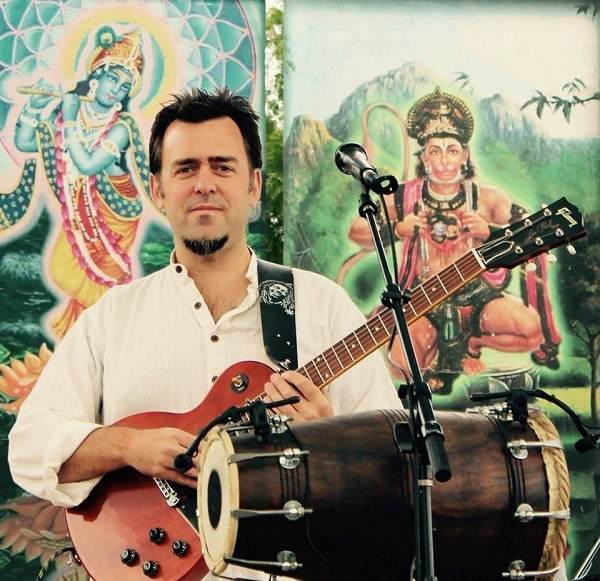 Ananda Rasa Kirtan with David Estes