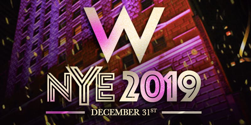 Chicago New Year's Eve Party 2019 - W Chicago Hotel