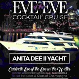 Eve of the Eve Night Cocktail Cruise